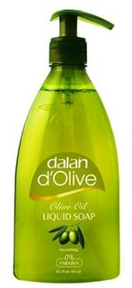 dalan d'Olive Olive Oil Hand Wash - 400ml