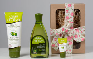 dalan d'Olive Body Oil & Cream Combo