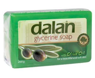 Glycerine Olive Oil Soap 180g