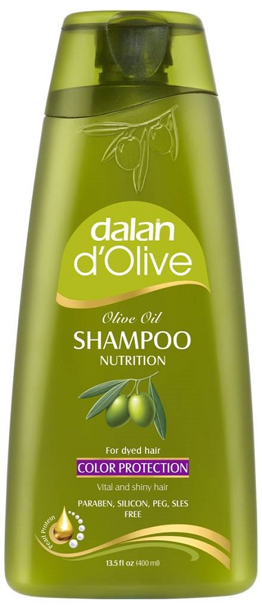 dalan d'Olive Colour Protect Shampoo - 400ml